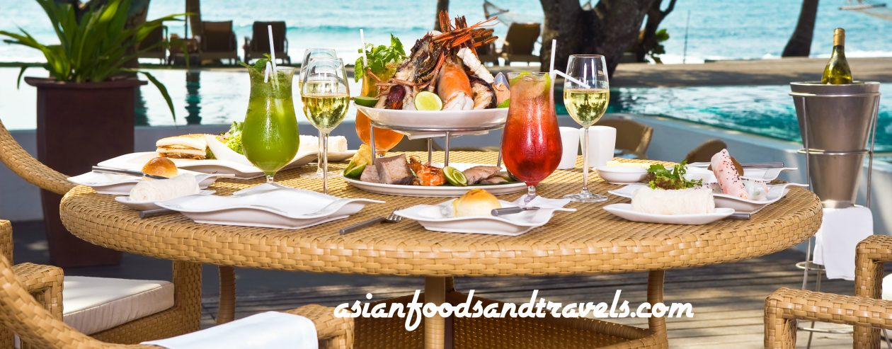 Asian Foods and Travels