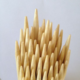 Semi Sharp Bamboo Skewers